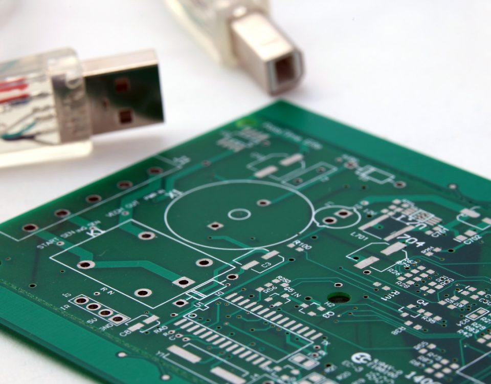 composants électroniques rares