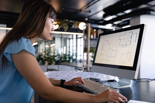 un logiciel de suivi de chantier ged